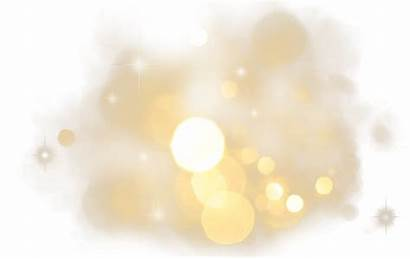 Bokeh Transparent Lens Gold Flare Nicepng Pngimg