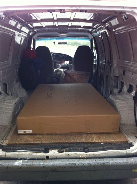 clean cargo van  smaller moves  deliveries vancouver