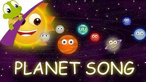 The Planets Song - The Solar System Nursery Rhyme - YouTube