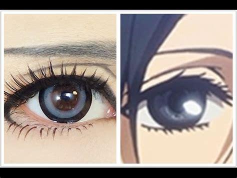 mikasa ackerman tutorial anime eye makeup 47 youtube