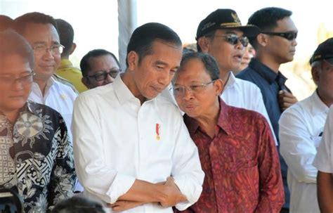 presiden jokowi harap desa wisata kutuh jadi role modelpemanfaatan dana desa  indonesia