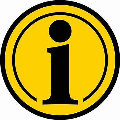 Icon Symbol Info Yellow Clipart State Driverlayer