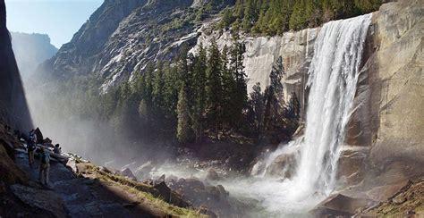 Vernal Falls Yosemite National Park The Most