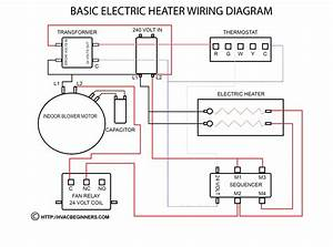 Heater Blower Motor Wiring Diagram