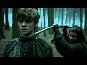 Game of Thrones (S03E02) - Bran meets Jojen and Meera Reed ...