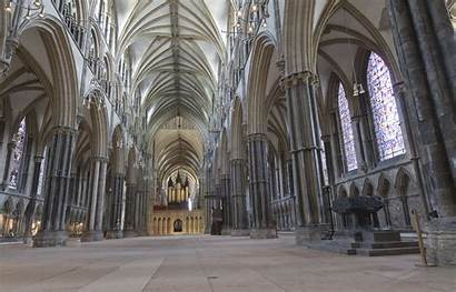 Interior Nave Cathedral Lincoln Lincolncathedral Safeguarding Policy