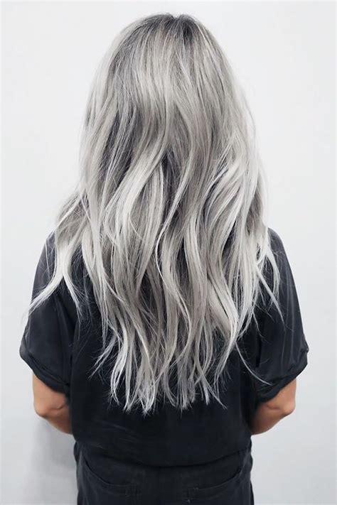 silber haare haare grau f 228 rben hier finden sie alles was sie dar 252 ber