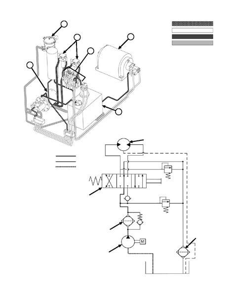 winch hydraulic schematic winch hydraulic schematic