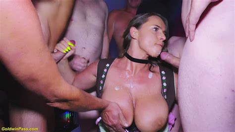 Oktoberfest Party With Sexy Susi By Goldwin Pass