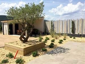 awesome cloture de jardin contemporaine pictures design With good amenagement jardin autour piscine 10 mur de clature en gabion contemporain jardin