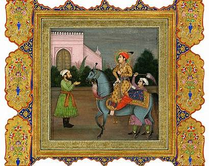 Mughal Miniature Paintings India British Indian Painting