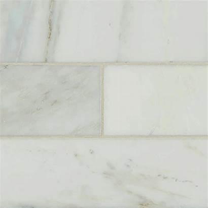 Tile Subway Arabescato 4x12 Carrara Msi Marble