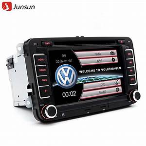 Gps Golf 7 : buy junsun 7 double din car gps dvd radio player online ~ Melissatoandfro.com Idées de Décoration
