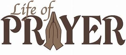 Prayer Pray Clipart Youth Transparent Ministry Habit