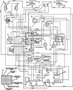 Tx 4151  Gf1800 Kubota Wiring Diagram Download Diagram