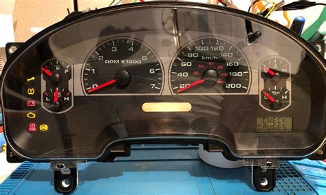 transmission control 2007 ford f series instrument cluster 2007 ford f150 used dashboard instrument cluster for sale mph dashboard instrument cluster