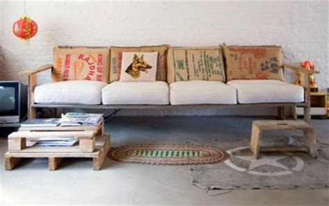 Beautiful Diy Pallet Sofa And Table Ideas