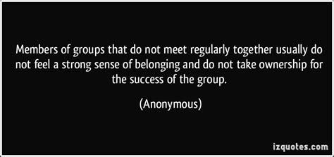 sense  belonging quotes quotesgram