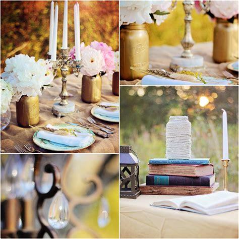 vintage style wedding decoration ideas inspiration and ideas for a vintage style wedding rustic