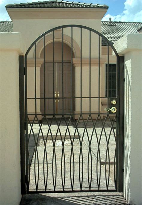 depiction  iron gate designs  homes fresh