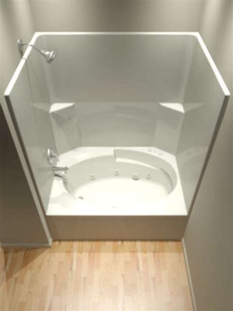 Garden Tub And Shower Unit by 1000 Ideas About Shower Units On Steam Shower