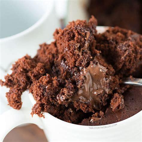 the moistest chocolate mug cake recipe desserts with all purpose flour unsweetened cocoa powder