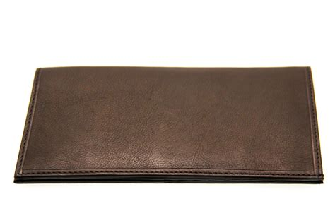 card id holder passport wallet large card holder checkbook wallet mens womens genuine