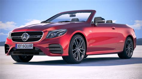 Learn how it scored for performance, safety, & reliability ratings, and find listings for sale near you! Mercedes-Benz E53 AMG Cabrio 2019 3d model - CGStudio