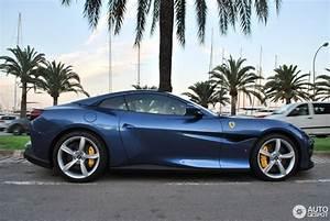 Nouvelle Ferrari Portofino : ferrari portofino 23 juillet 2018 autogespot ~ Medecine-chirurgie-esthetiques.com Avis de Voitures