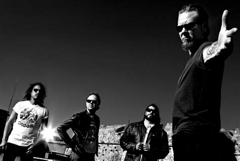 Into The Black  The Inside Story Of Metallica Hollywood