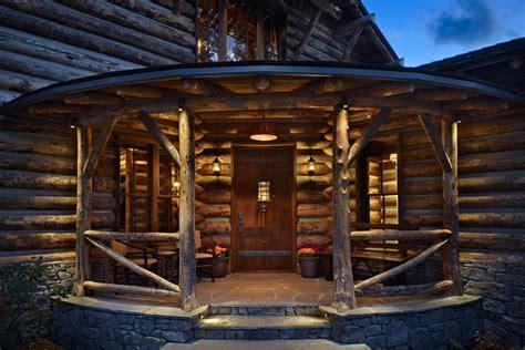rustic log cabin wallpaper wallpapersafari