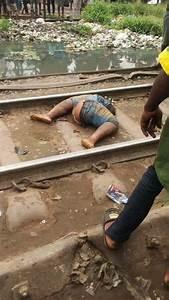 Body Parts Of A Dead Woman At Oshodi Railway (Graphic Pics ...