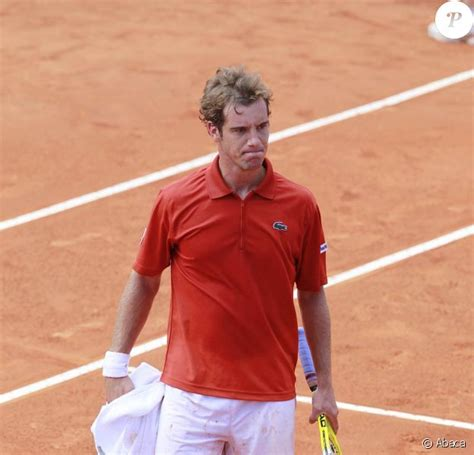For months, richard gasquet felt as though he was starring in his own disaster movie, a story about a. Roland-Garros 2010 - Richard Gasquet a frôlé un nouvel ...