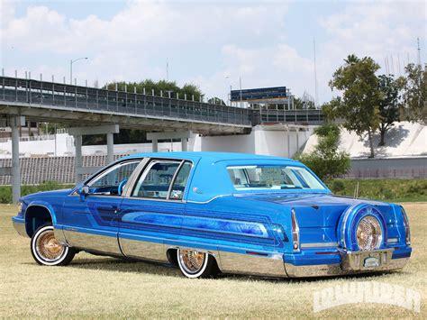 Lowrider Cadillac by 1994 Cadillac Fleetwood Lowrider Magazine