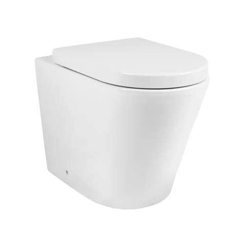 alzano rimless wall faced pan luxe bathroomware