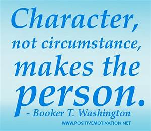 61 Best Quotes And Sayings About Character