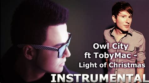 owl city ft tobymac light of christmas instrumental
