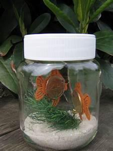 Geldgeschenke Zum Selbermachen : geldfisch geldgeschenke basteln geldgeschenk ideen ~ Lizthompson.info Haus und Dekorationen