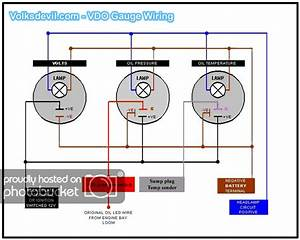 Vdo Gauges Wiring Diagram
