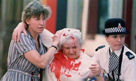 IRA Bombing Manchester 1996