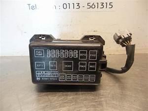Used Daihatsu Cuore Fuse Box - 8266197223
