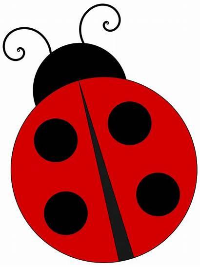Clipart Ladybug Clip Mariquita Onlinelabels Blank Geeksvgs