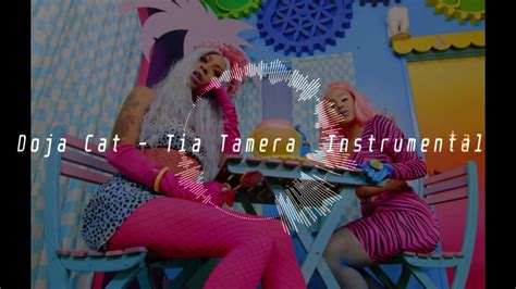 doja cat tia tamera instrumental youtube