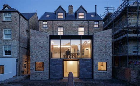 semi detached unusual oxford house conversion delvendahl martin wallpaper