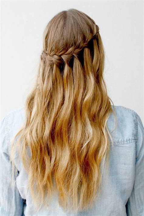 easy half up half down hairstyles to rock for any