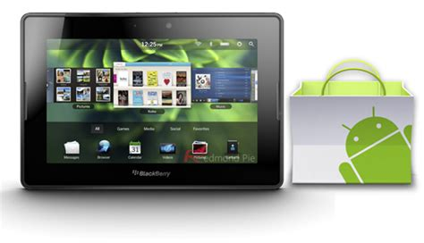 market android install android market on blackberry playbook how to