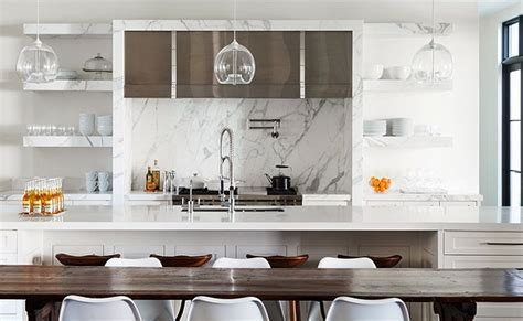 Cararra Marble   What's Hot by JIGSAW DESIGN GROUP