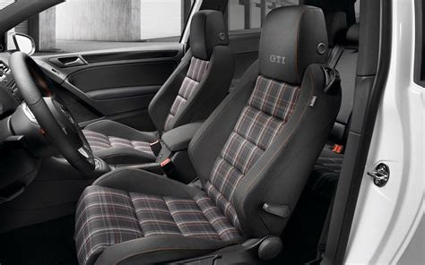 custom fit recaro seat cover suits some vw golf gti