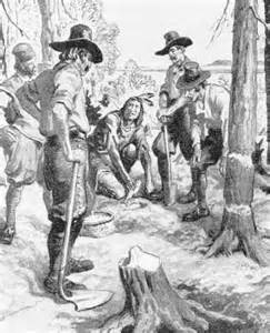 the true story of thanksgiving squanto the pilgrims and the pope