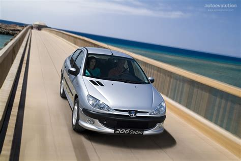 peugeot car rental image gallery peugeot 206 sedan
